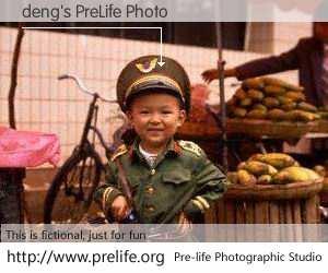 deng's PreLife Photo