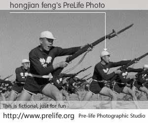 hongjian feng's PreLife Photo