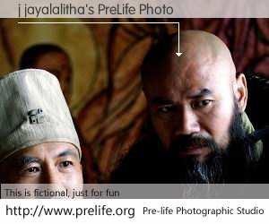 j jayalalitha's PreLife Photo