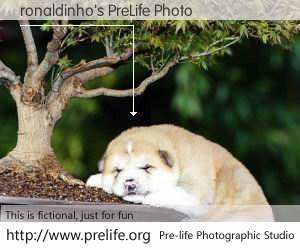 ronaldinho's PreLife Photo
