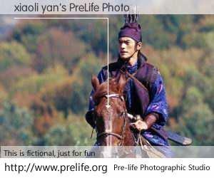 xiaoli yan's PreLife Photo