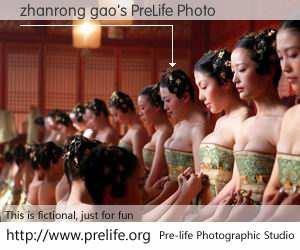 zhanrong gao's PreLife Photo