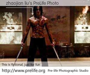 zhaojian liu's PreLife Photo