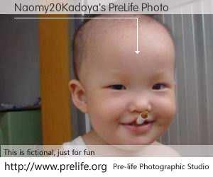 Naomy20Kadoya's PreLife Photo