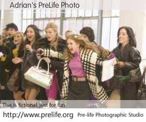 Adrian's PreLife Photo