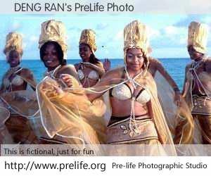 DENG RAN's PreLife Photo