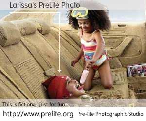 Larissa's PreLife Photo
