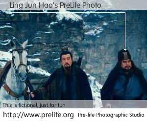 Ling Jun Hao's PreLife Photo