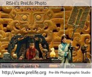 RISHI's PreLife Photo