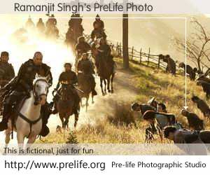 Ramanjit Singh's PreLife Photo