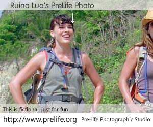 Ruina Luo's PreLife Photo