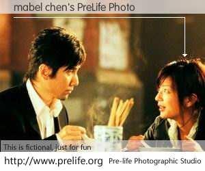 mabel chen's PreLife Photo