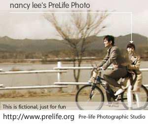 nancy lee's PreLife Photo