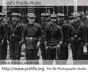old's PreLife Photo