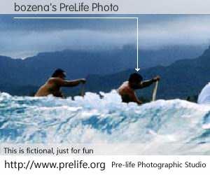 bozena's PreLife Photo