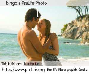 bingo's PreLife Photo