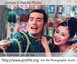 conan's PreLife Photo