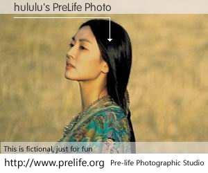 hululu's PreLife Photo