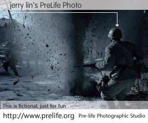 jerry lin's PreLife Photo