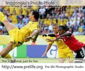 linggonglei's PreLife Photo