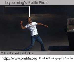 lu yue ming's PreLife Photo