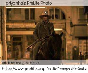 priyanka's PreLife Photo