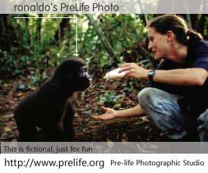 ronaldo's PreLife Photo