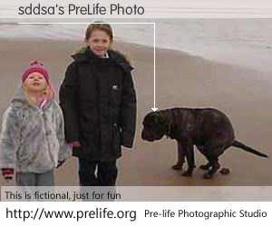 sddsa's PreLife Photo