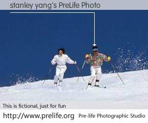 stanley yang's PreLife Photo