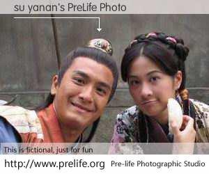 su yanan's PreLife Photo