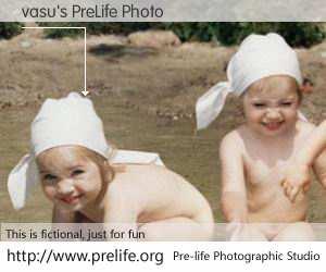 vasu's PreLife Photo