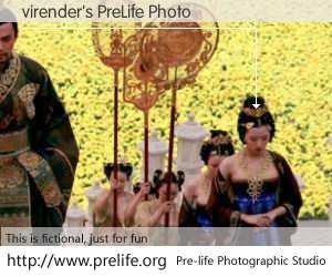 virender's PreLife Photo
