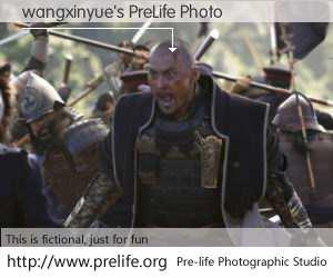 wangxinyue's PreLife Photo