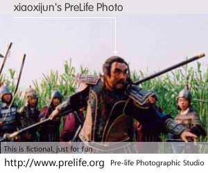xiaoxijun's PreLife Photo