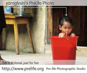 yamglvxin's PreLife Photo