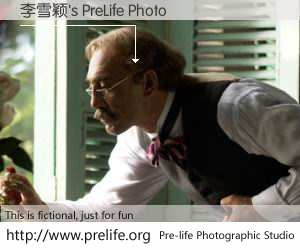 李雪颖's PreLife Photo