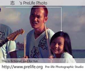 馬志堅's PreLife Photo