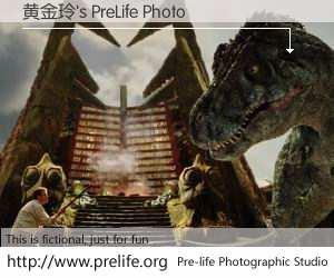 黄金玲's PreLife Photo