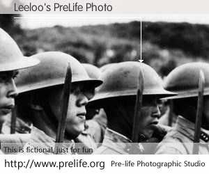 Leeloo's PreLife Photo