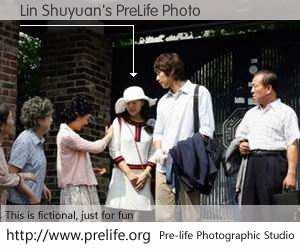 Lin Shuyuan's PreLife Photo