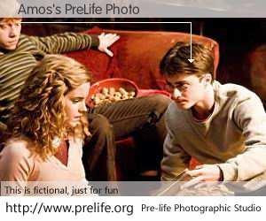 Amos's PreLife Photo
