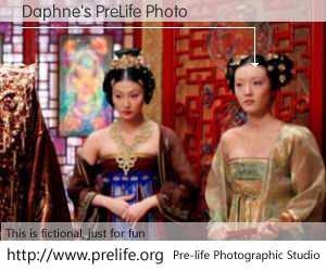 Daphne's PreLife Photo