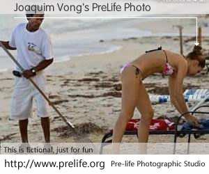 Joaquim Vong's PreLife Photo