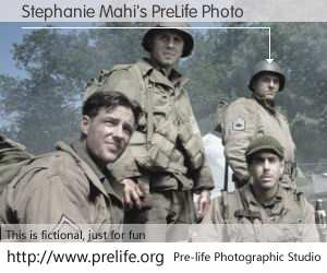 Stephanie Mahi's PreLife Photo