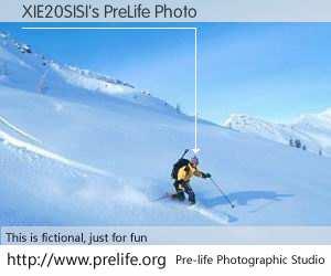 XIE20SISI's PreLife Photo