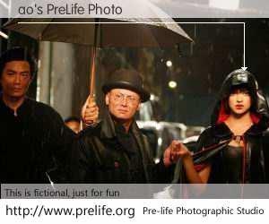 ao's PreLife Photo