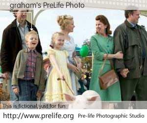 graham's PreLife Photo