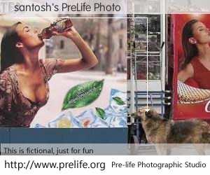 santosh's PreLife Photo