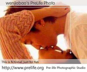 wenjiabao's PreLife Photo