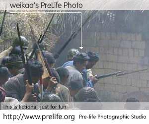 weikao's PreLife Photo
